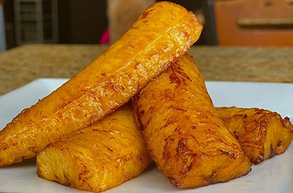 Fried Plantains (GF)